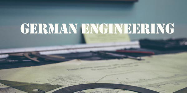 Picture for category German Engineered
