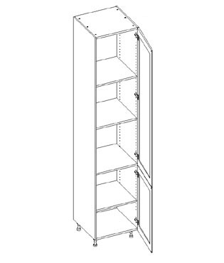 Picture for category Tall Cabinets